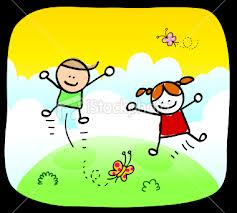 AMI SOL BLOG PIC kids in the sun clip art 2 2013