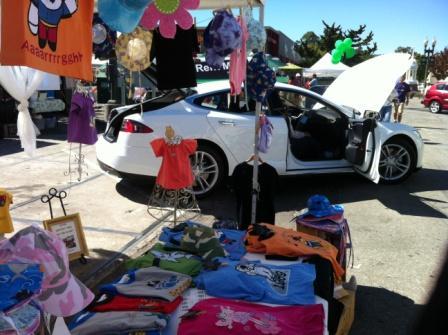 Ami Sol & Tesla Burlingame 2013 1